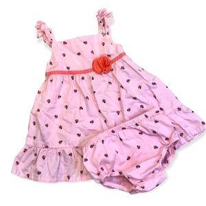 Wonder kids Lady Bug dress
